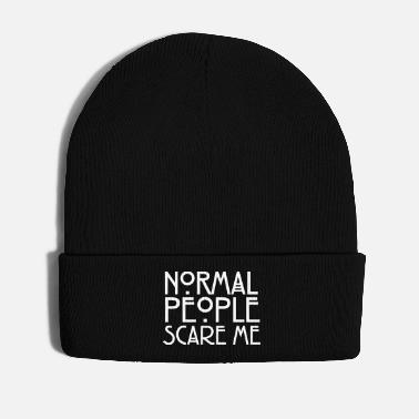Scare Normal People Scare Me - Winter Hat