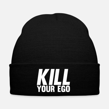 Ego Kill Your Ego - Cappellino invernale