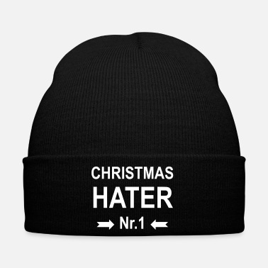 Anti Anti Christmas - Winter Hat