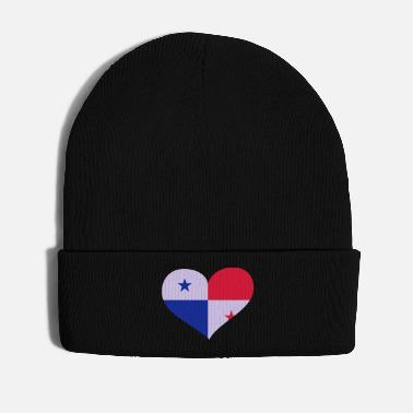 What Panama Herz; Heart Panama - Winter Hat