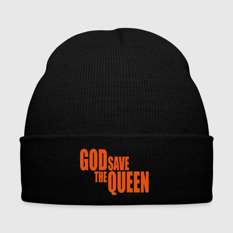 God save the Queen I - Cappellino invernale