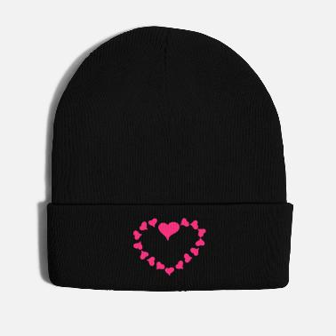 Heart Heart Heart - Winter Hat