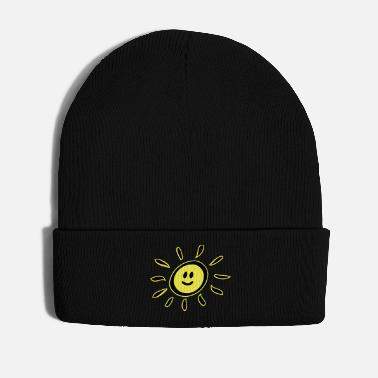 Smiley sun - Winter Hat