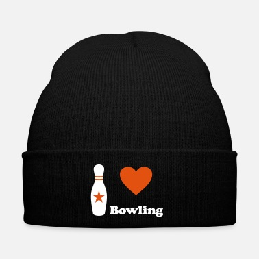 Bowling I love bowling. ** Bowling Ball   - Winter Hat