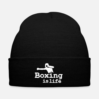 Boxer Boxing is life with boxer - Wintermuts