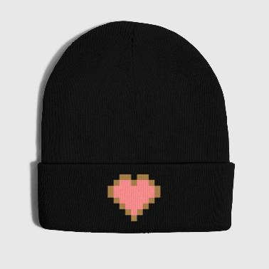Pixel Heart - I Love PIXEL - Winter Hat