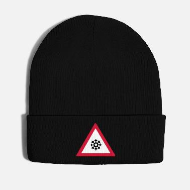 Frosty Warning Snowflake - Winter Hat