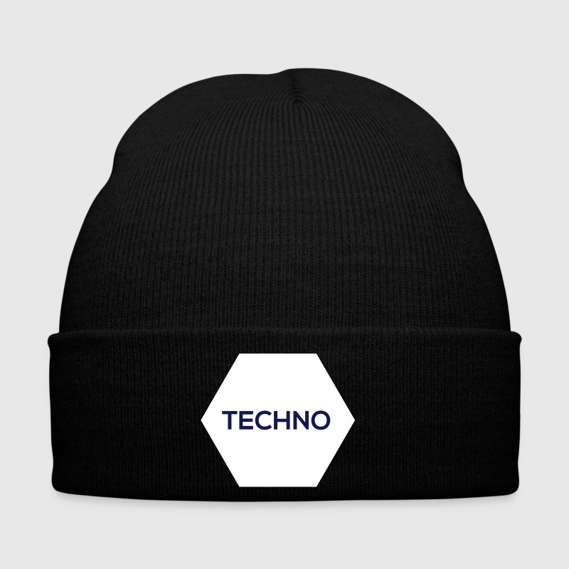 Techno - Wintermütze