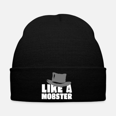 Like A Boss like a mobster 2c - Bonnet d'hiver