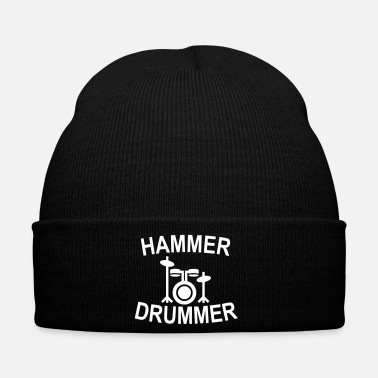 Instrument Hammer drummer - Winter Hat