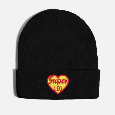 Leo leo super coeur heart love - Bonnet