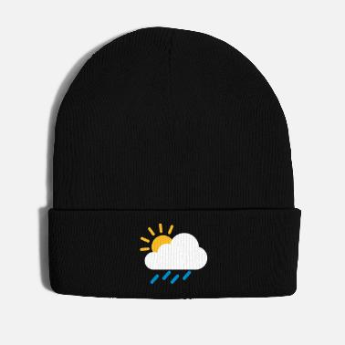 Weather Weather cloud icon - Winter Hat