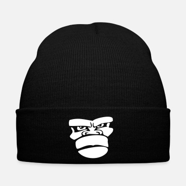 Monkey gorilla monkey affengesicht ape - Winter Hat