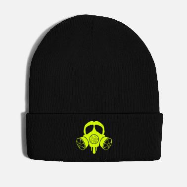 Gas gas mask - Winter Hat