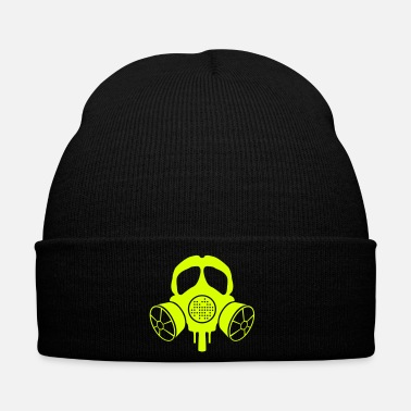 Gas Mask gas mask - Winter Hat