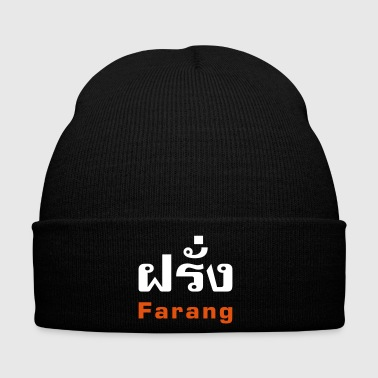 Farang / Thai for Westerner - Thai Language - Winter Hat