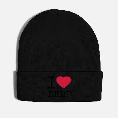 Beef I LOVE BEEF - Winter Hat