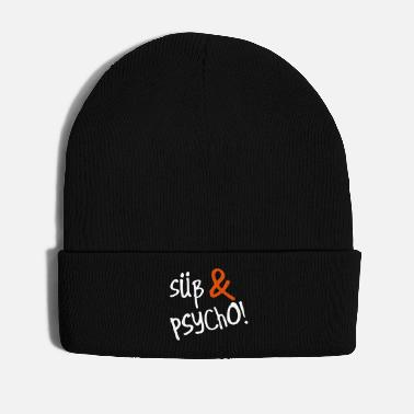 Sweet Sweet and Psycho Sweet & Psycho, Psychopathinen, - Winter Hat