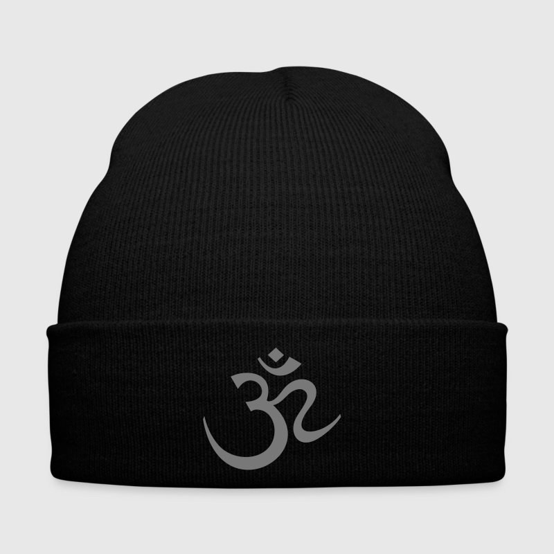 OM  Sanskrit Mantra - buddhism hinduism meditation - Winter Hat