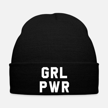 Girlie girl Power - Bonnet d'hiver