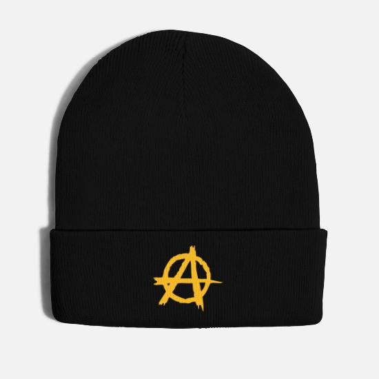 Anarchy Caps & Hats - Anarchy - Winter Hat black