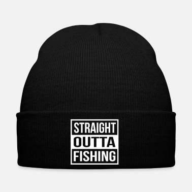 Crook Straight Outta Fishing - Winter Hat