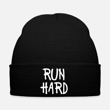 Training run hard - Bonnet d'hiver