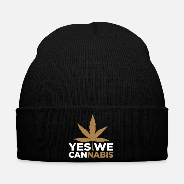 Cannabis Yes We Cannabis! - Winter Hat