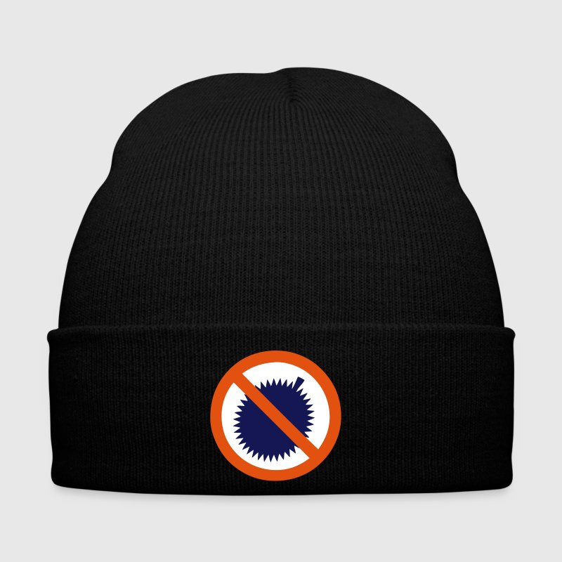 NO Durian Fruit Sign - Winter Hat