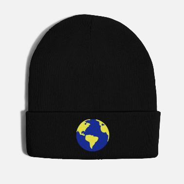 Earth Earth Globe - Winter Hat