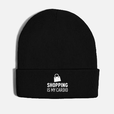 Shopping Shopping Is My Cardio - Winter Hat