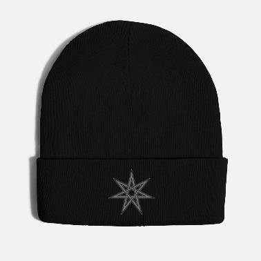 Wicca Fairy Star, Magical Power Pagan, Wicca, Witchcraft - Winter Hat