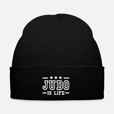 Judo judo is life deluxe - Winter Hat