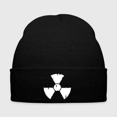 Nuclear radio active / radioactive - Winter Hat