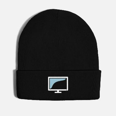 Display Display TV monitor gift - Winter Hat