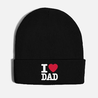 Bursdag i love dad IT - Cappello invernale