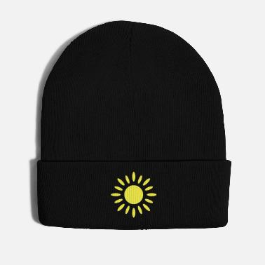 Pickup Line Sun (V) - Winter Hat
