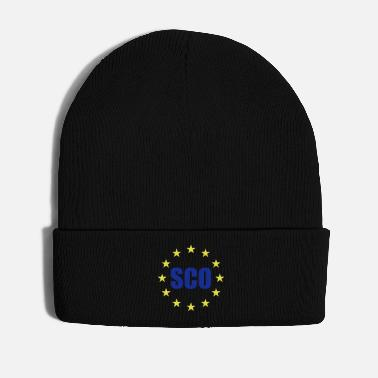 Reaction Scotland in EU stars - Winter Hat