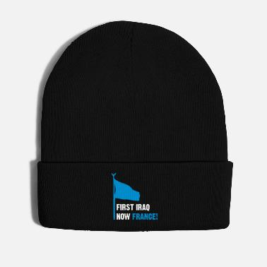 November Before Iraq. Now France! - Winter Hat