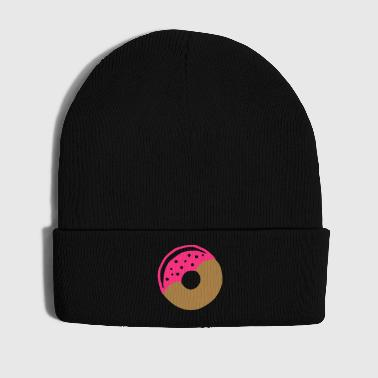 Donut with frosting - Winter Hat