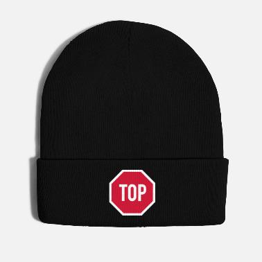 TOP sign - Winter Hat