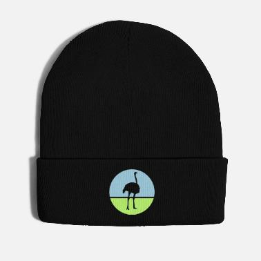 Flightless Bird Emu - Winter Hat