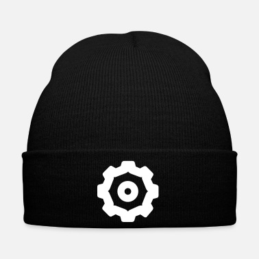 Tooth Tooth Wheel Gear Cogs Gift - Winter Hat