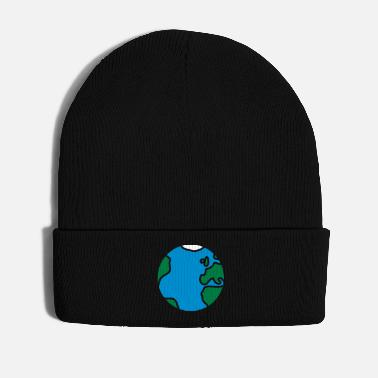 Earth Comic Earth - Winter Hat