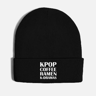 KPOP Coffee Ramen Kdramas - Winter Hat