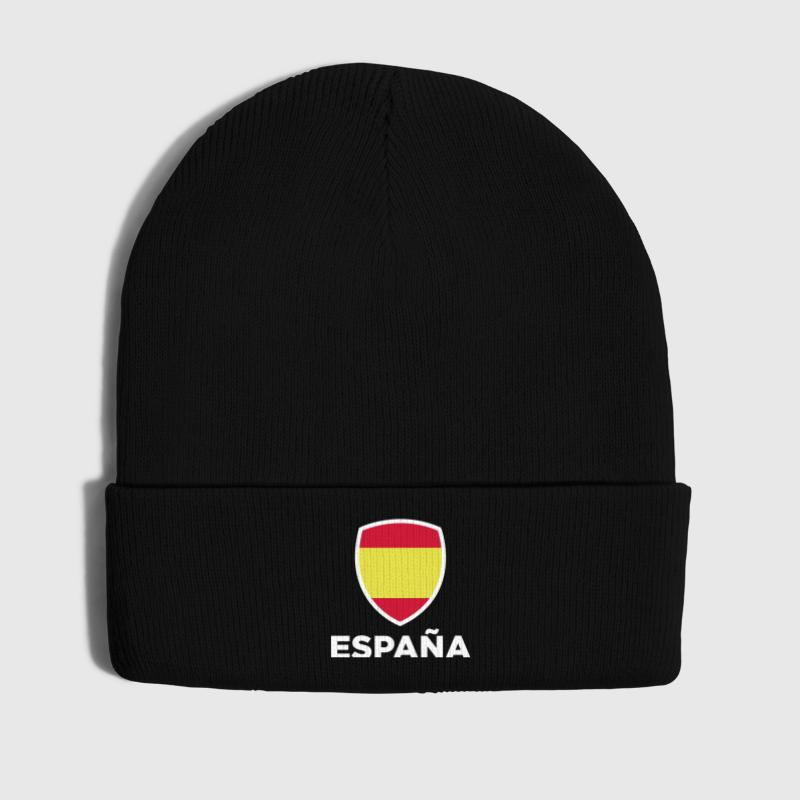 National Flag of Spain - Winter Hat
