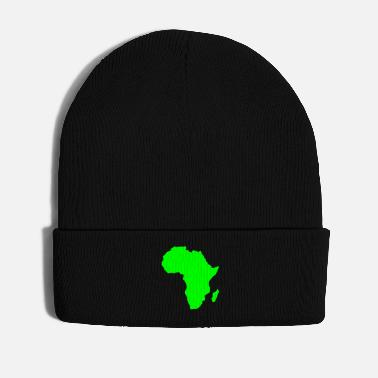 South Pole Africa, continent, Europe, Asia, America, South - Winter Hat