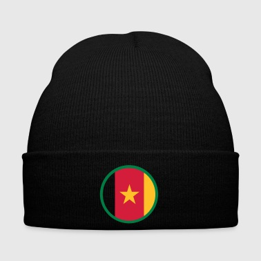 The Flag Of Cameroon - Winter Hat