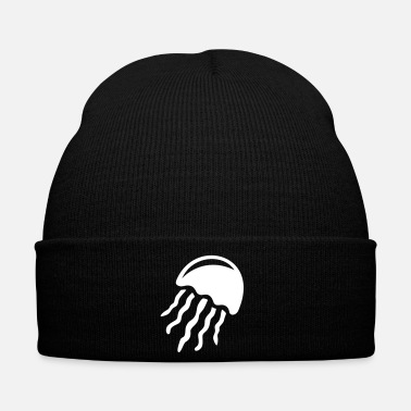 Baltic Sea Jellyfish from the sea - Winter Hat