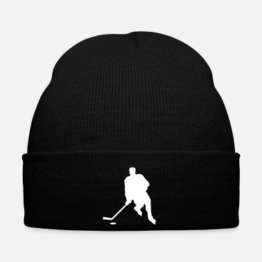 Hockey ice hockey  - Winter Hat